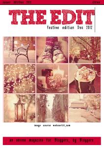 THE EDIT December 2012
