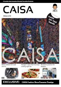 Caisa Mag Winter 2013