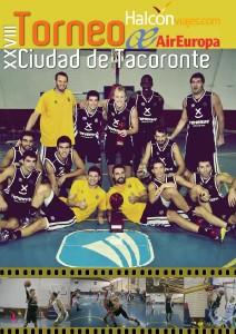 XXVIII Torneo Ciudad de Tacoronte Halcón Viajes Air Europa Final