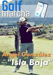 """Golf Marcha Ángel González se lleva el """"Isla Baja' Ángel González se lleva el \""""Isla Baja\'"""