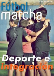 Fútbol en Marcha 6 noviembre, 2013