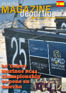Calero Marinas 2013 RC44 World Championship 20 noviembre, 2013