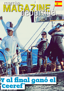 Calero Marinas 2013 RC44 World Championship