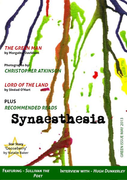 Synaesthesia Magazine Green