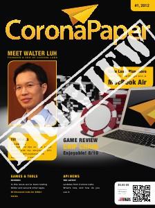 CoronaPaper Preview Sneak Peek