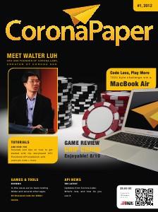 CoronaPaper #1 2012