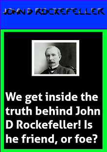Extra! Extra! All About John D. Rockefeller