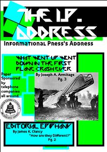 English Newspaper Project