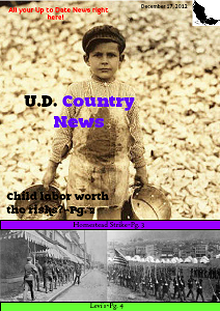 UD Country News