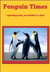 Penguin Times December 2012