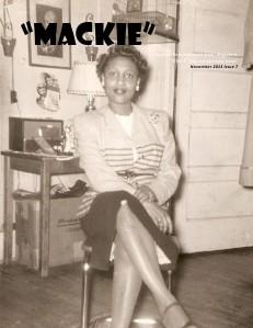 MACKIE Magazine August-Sept Issue 4 November 2013 Anniversary Issue