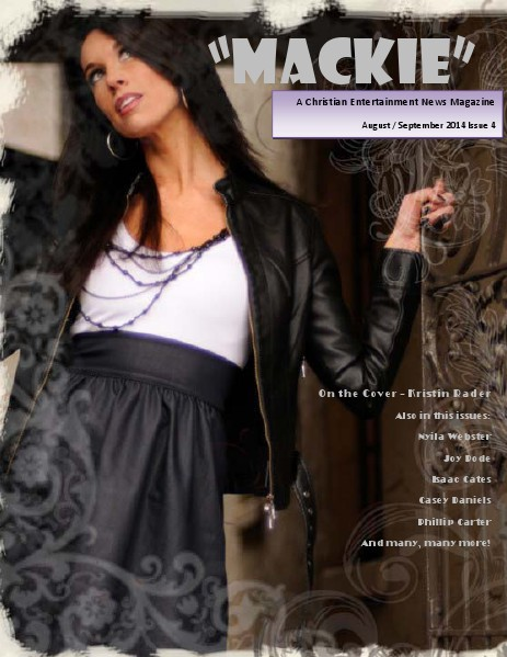 MACKIE Magazine August-Sept Issue 4 MACKIE Magazine August-Sept Issue 4