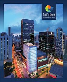Revista Pacific Center Panamá