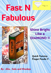Fast N Fabulous  , December 2012