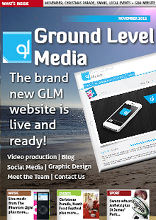 Ground Level Media November 2012
