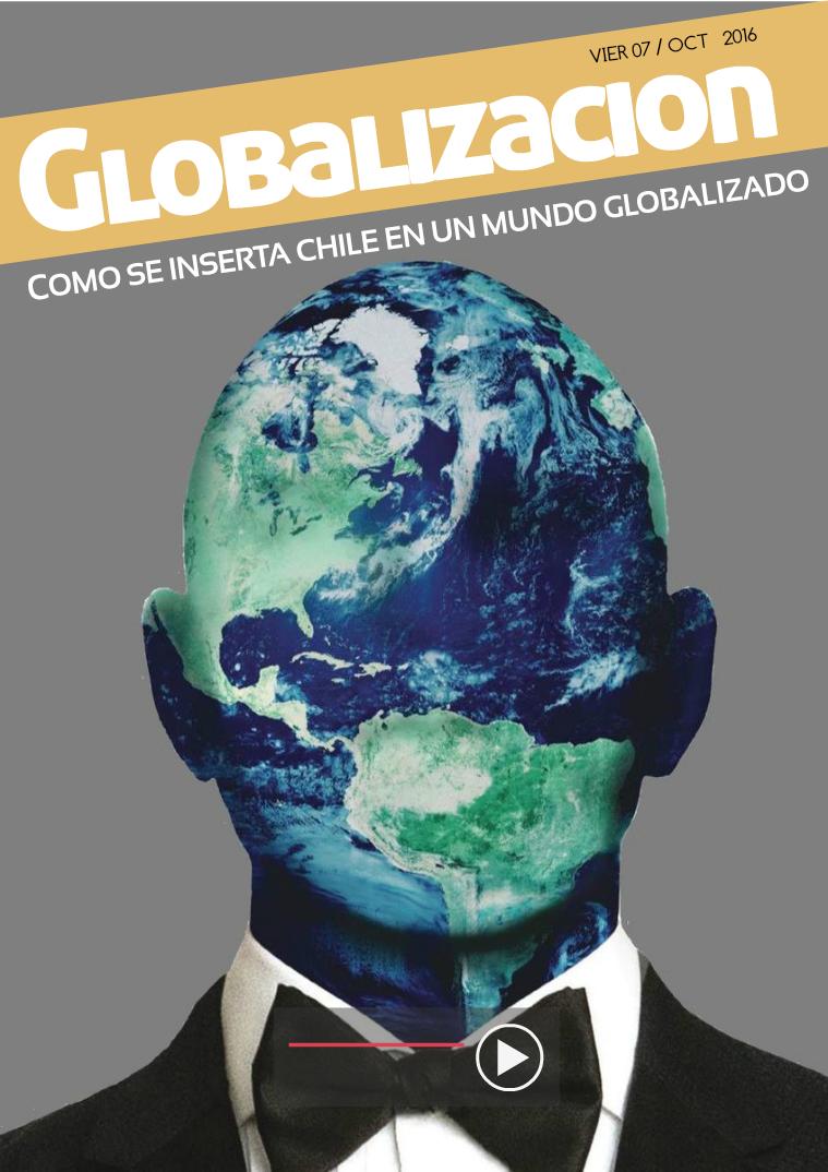 Globalización en chile 1