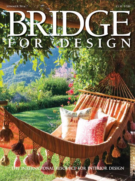 Bridge For Design Summer 2014 Bridge For Design Summer 2014 Issue