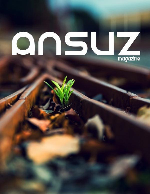Ansuz Magazine Tercer Número. Noviembre 2018