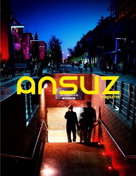 Ansuz Magazine Número 1. Octubre 2014