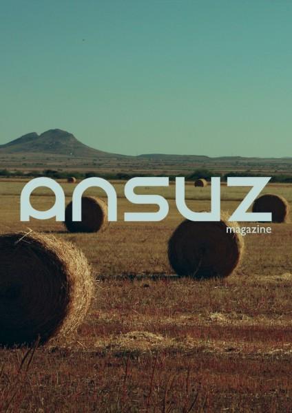Ansuz Magazine Segundo Número. Diciembre 2014