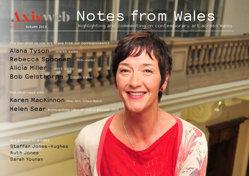 Notes from Wales Issue 1: Autumn 2014