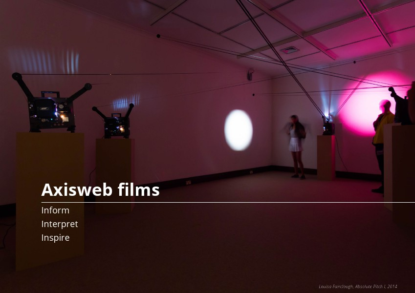 Axisweb films Axisweb films