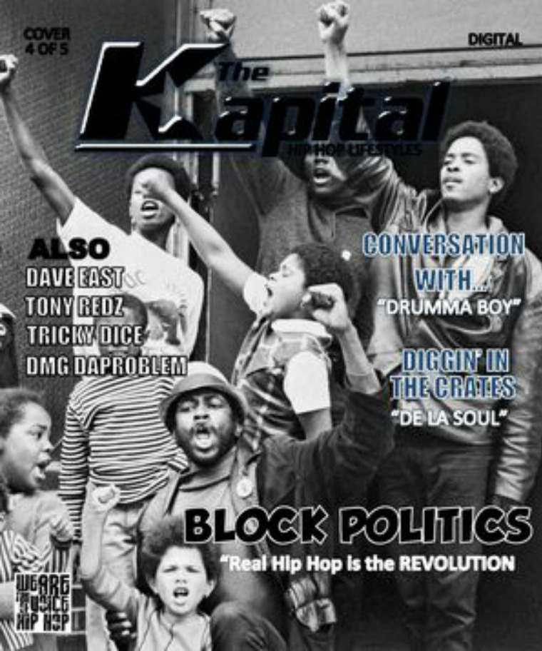 Kapital Magazine April 2017