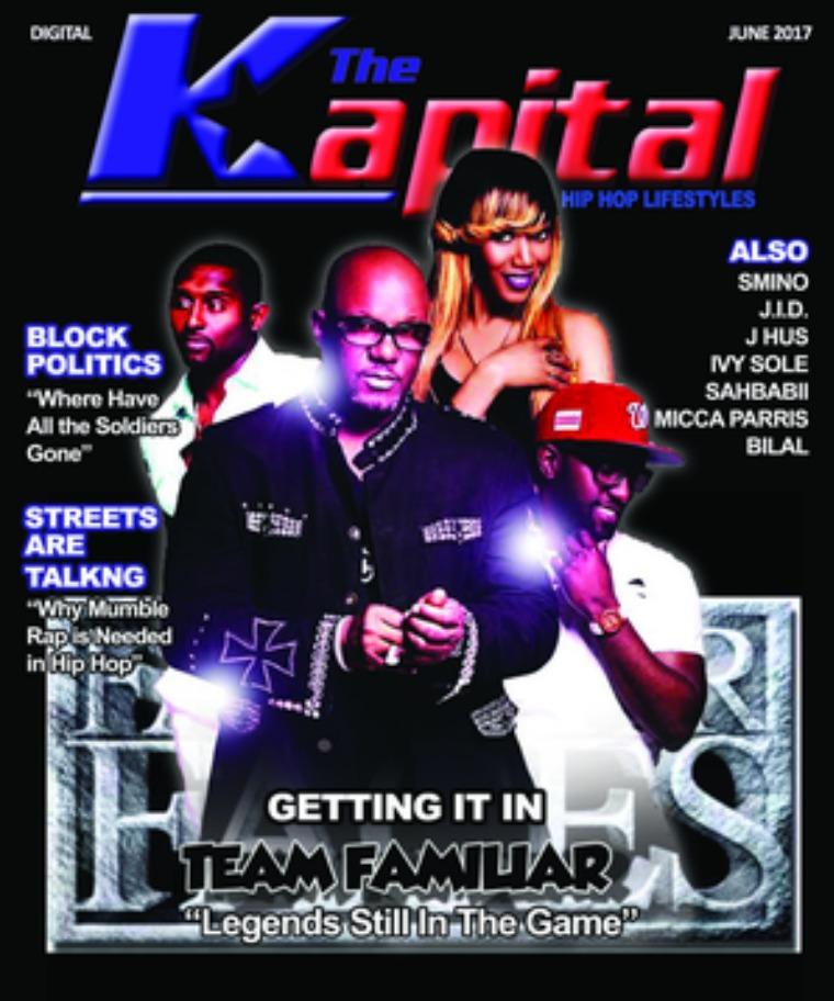 Kapital Magazine June 2017