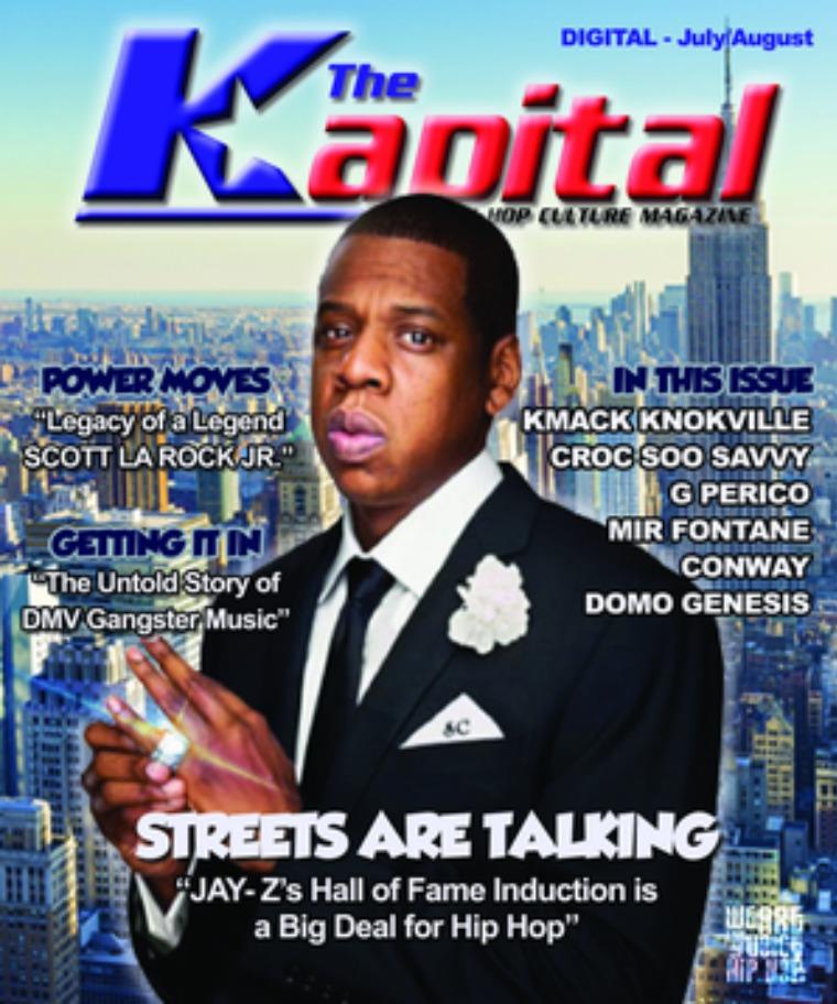 Kapital Magazine July / August 2017
