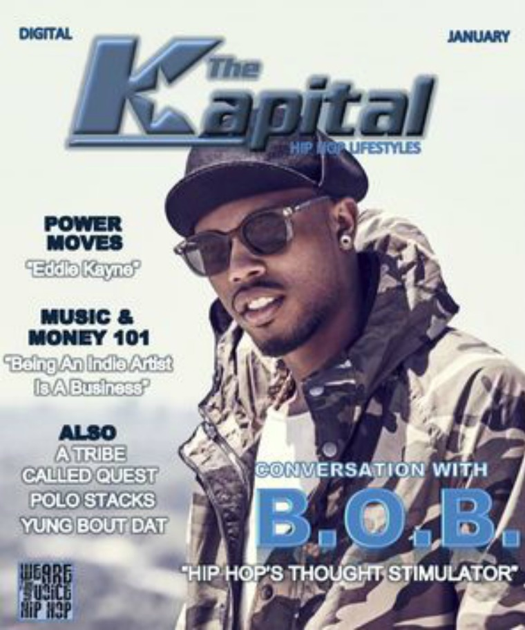 Kapital Magazine JANUARY 2017