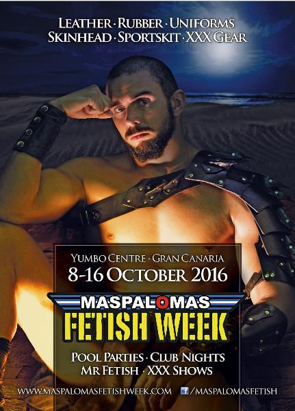 Maspalomas Fetish Week 2016 Edition