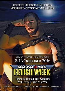 Maspalomas Fetish Week