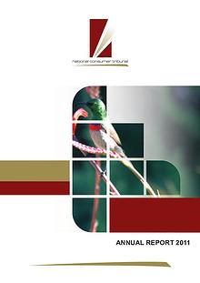 National Consumer Tribunal Annual Report 2011/12