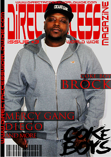 DIRECT ACCESS WORLD WIDE MAGAZINE #3