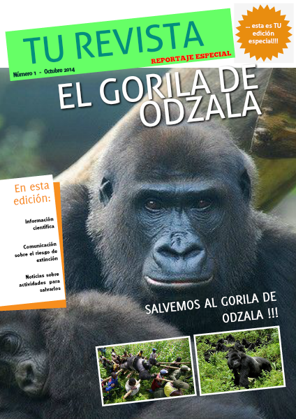 EL GORILA DE ODZALA 1