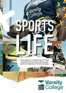 Varsity College Sports Life Brochure 2017