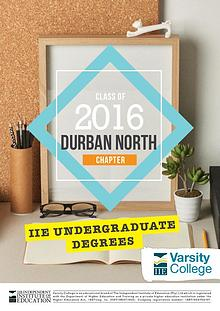 Varsity College DBN NORTH Yearbook