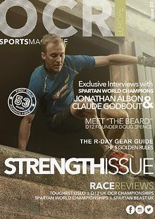 OCR Europe Sports Magazine