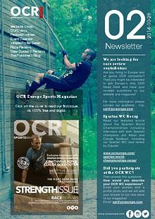 OCR Europe Newslettter