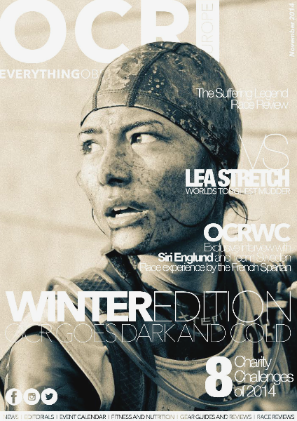 OCR Europe Sports Magazine November 2014