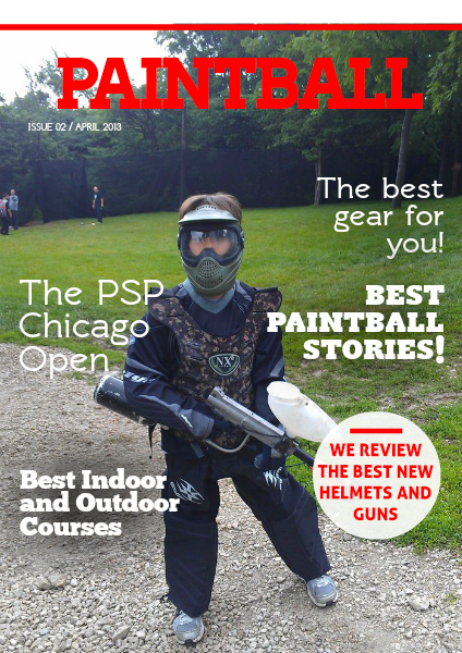 Paintball October, 2014