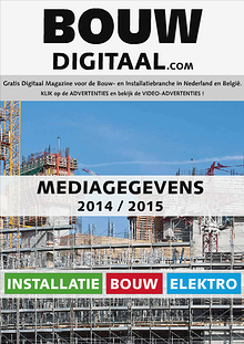 BOUWDIGITAAL.com - MEDIAGEGEVENS 2014-2015