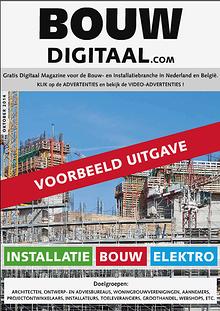 BOUWDIGITAAL.com - VOORBEELD UITGAVE