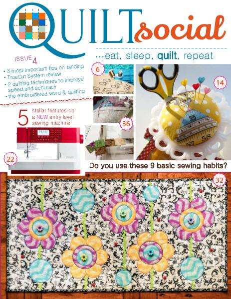 QUILTsocial Issue 4