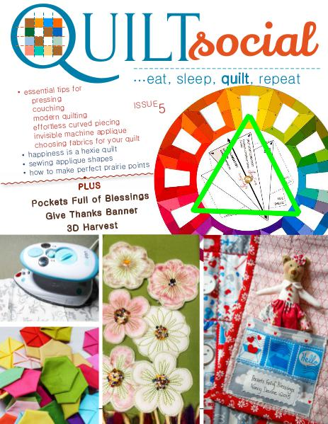 QUILTsocial Issue 5
