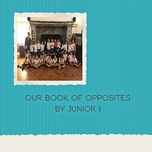 Our Book of Opposites