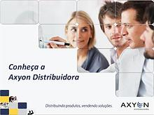 Portfólio Axyon Distribuidora