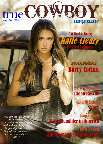 trueCOWBOYmagazine Sept/Oct 2014