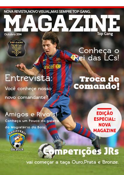Magazine Top Gang Outubro 2014