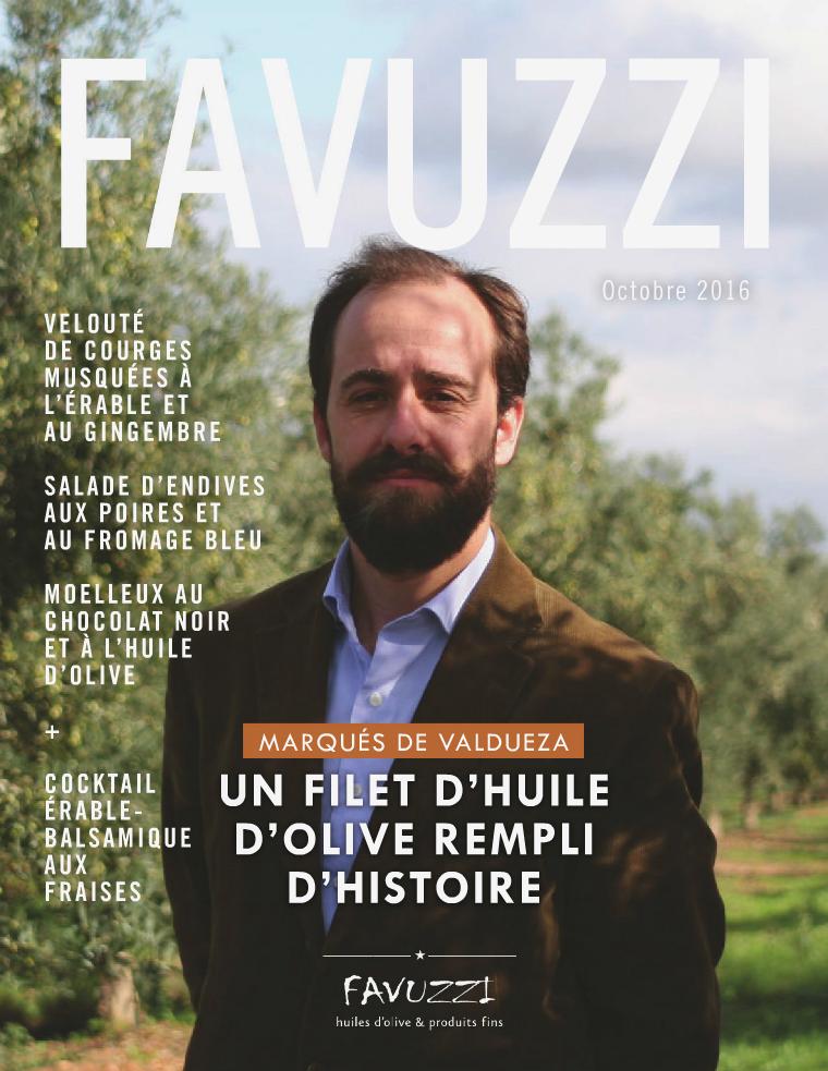 Magazine Favuzzi Octobre 2016